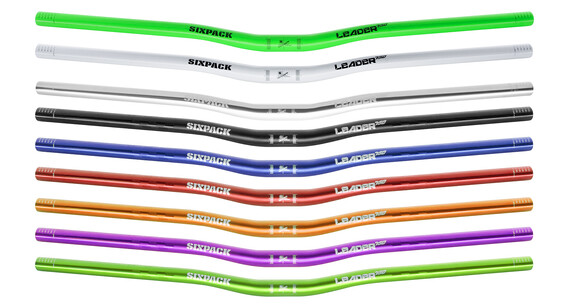 Sixpack Lenker Leader 750 (25.4mm) Low Riser